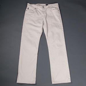 AG Protege Bone Color 5-Pocket Casual Pants
